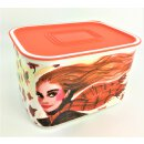 Tupperware Dose Quadro 1,3  l Herbst tolles Herbstmotiv...