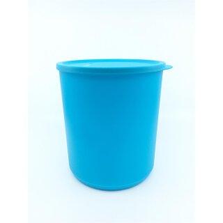 Tupperware Frische Runde Geburtstagskracher blau Schüssel Behälter mit Deckel 3,3 l NEU