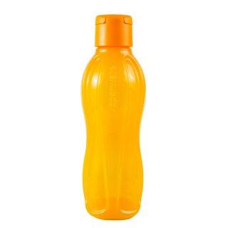 Tupperware Trinkflasche Eco Easy 750 ml papaya / helles orange NEU