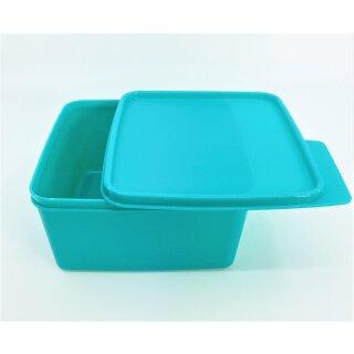 Tupperware Frische Ecke 1,2  l grün Behälter mit Deckel Kühle Ecke NEU