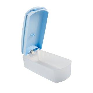 Tupperware Eidgenosse hellblau 350 ml Vorratsbehälter Trockenlagerung NEU