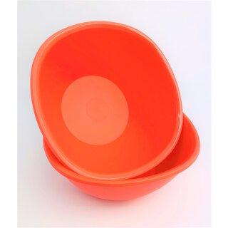 Tupperware Schüsselset Jumbo 2 x 400  ml lachs / wassermelone NEU