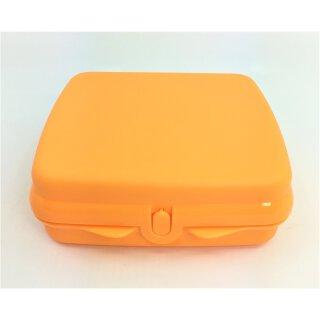 Tupperware Lunchbox orange Brotbox Snack Schule Kita NEU