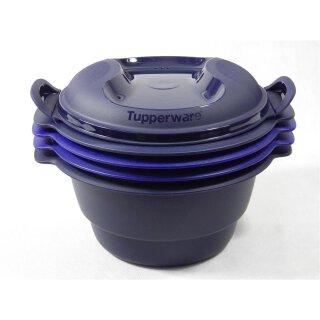 Tupperware Micro Combi Gourmet Dampfgarer Mikrowelle 2 l NEU